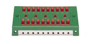 verteilerplatte modelleisenbahn