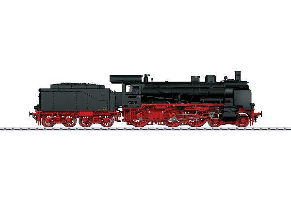 Maerklin 55382 Locomotiva a Vapore Br 38 DRG Mfx / DCC Sound Traccia 1