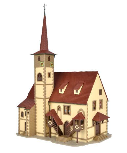 Vollmer-43769-H0-Eglise-de-Village-Ditzingen-Echelle-H0