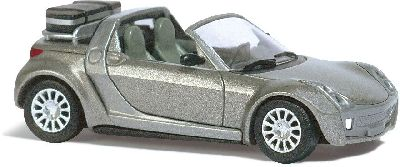 49302 Busch - Smart Roadster Traveller - 1:87