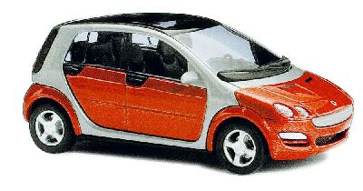 49505 Busch - Smart Forfour 04 »CMD« - 1:87