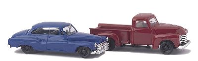 8320 Busch - Pick-Up/Buick N - 1:160