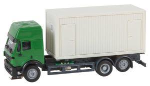 FALLER 163117 Spur H0 Car-System 2 Kompletträder Hinterachse für Transporter