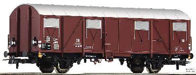 Roco 75955 gedeckter Güterwagen DB H0